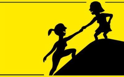 Aidons-nous les unes les autres. L'entraide, le secret de la réussite des femmes.